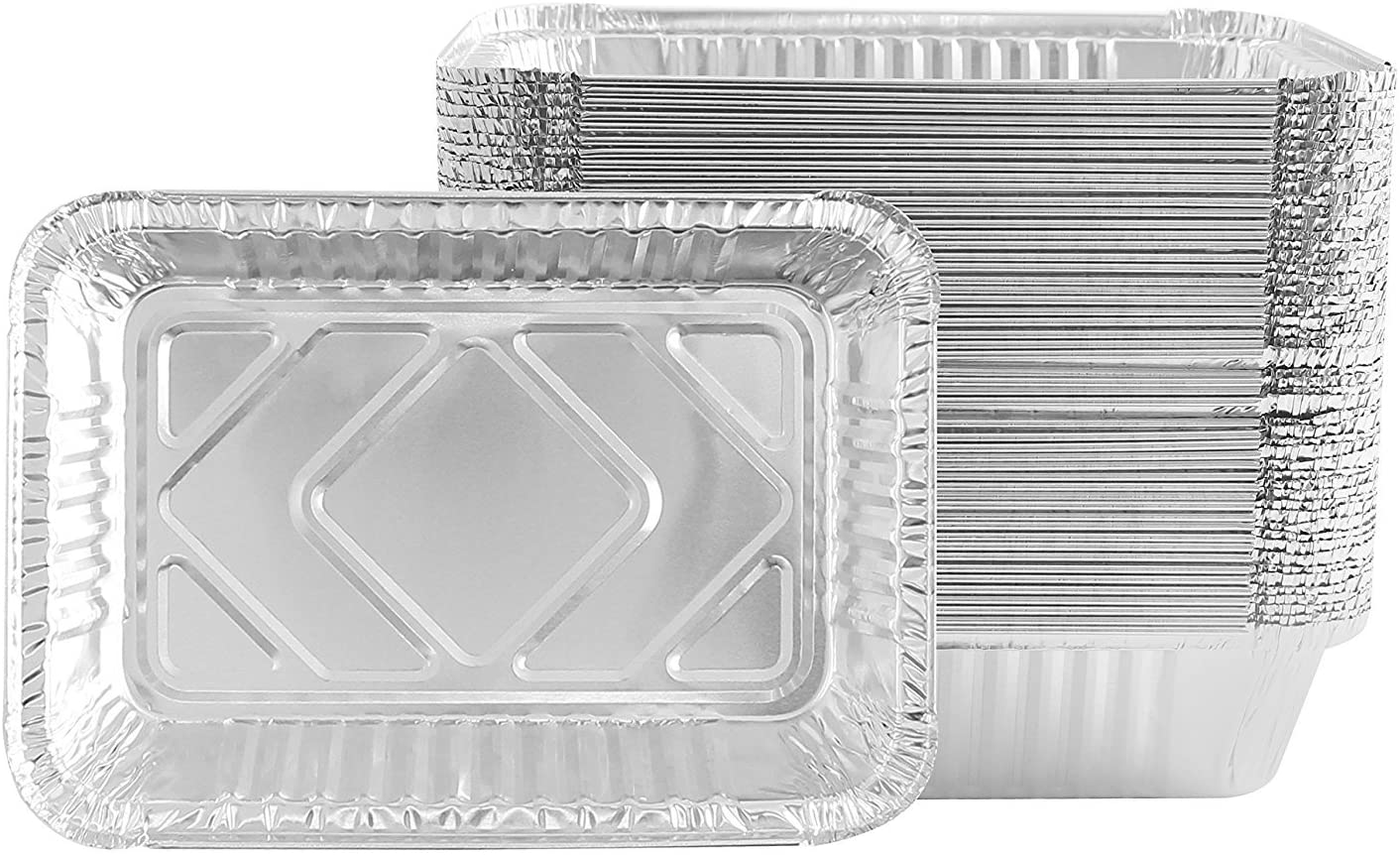 """PARTY BARGAINS Foil Pans Container 