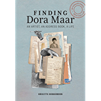 Finding Dora Maar: An Artist, an Address Book, a Life book cover