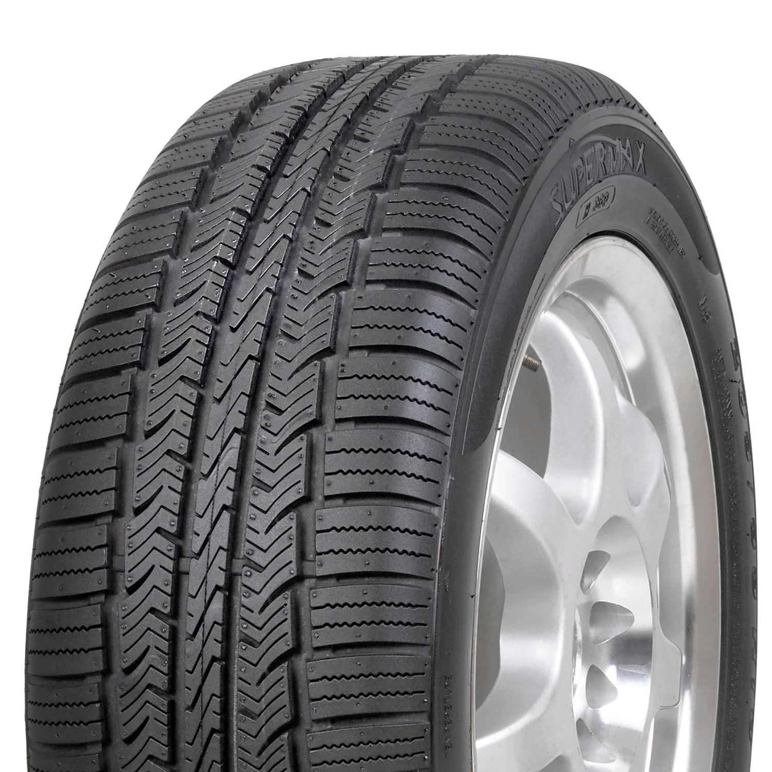 SUPERMAX TM-1 All- Season Radial Tire-205/55R16 91T by SUPERMAX