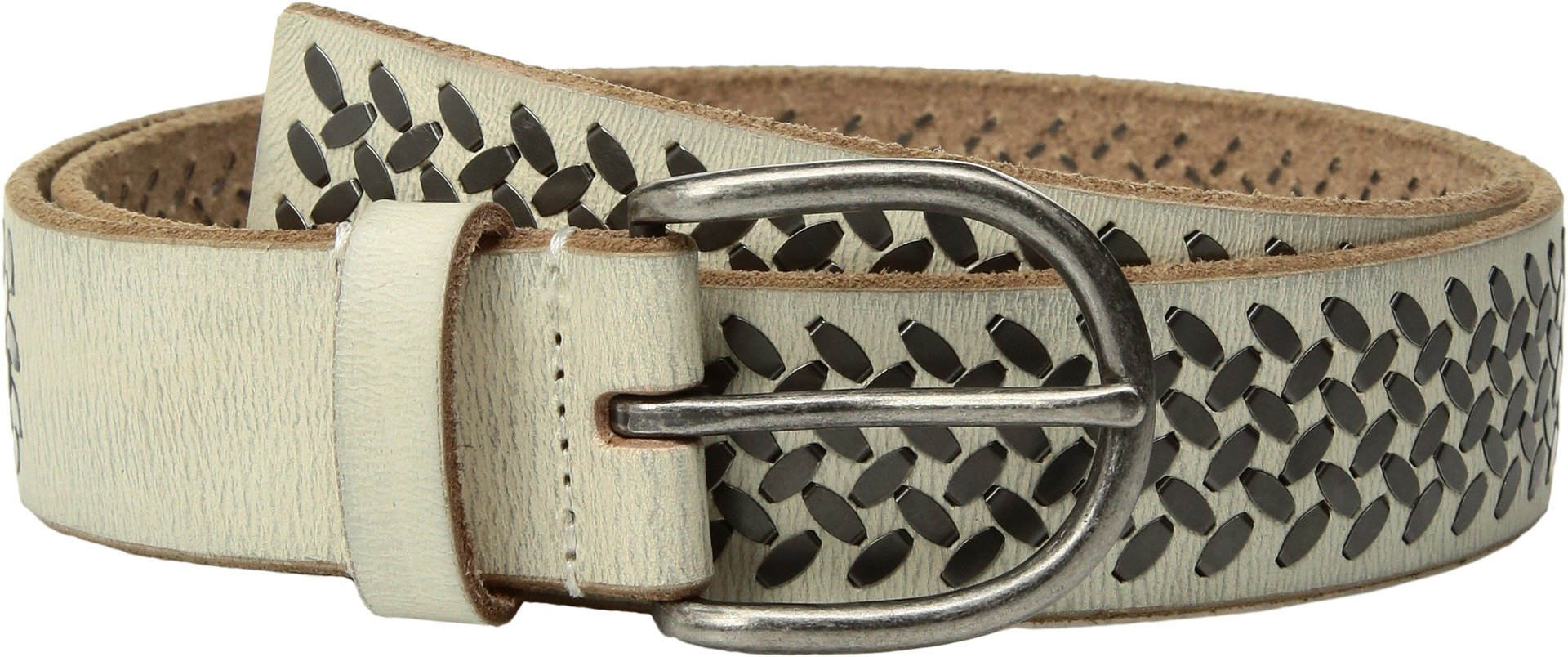 Amsterdam Heritage Women's 35024 White Belt by Amsterdam Heritage