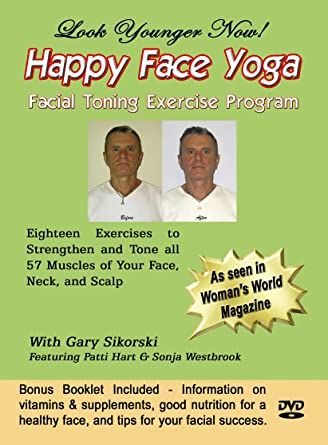 Happy Face Yoga [Reino Unido] [DVD]: Amazon.es: Happy Face ...