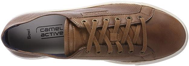 camel active Men's Bowl 17 Low Top Sneakers: Amazon.co.uk
