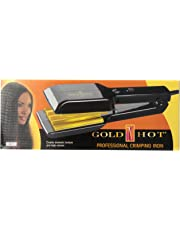 """Gold 'N Hot GH9276 Professional Crimping Iron, 2"""""""