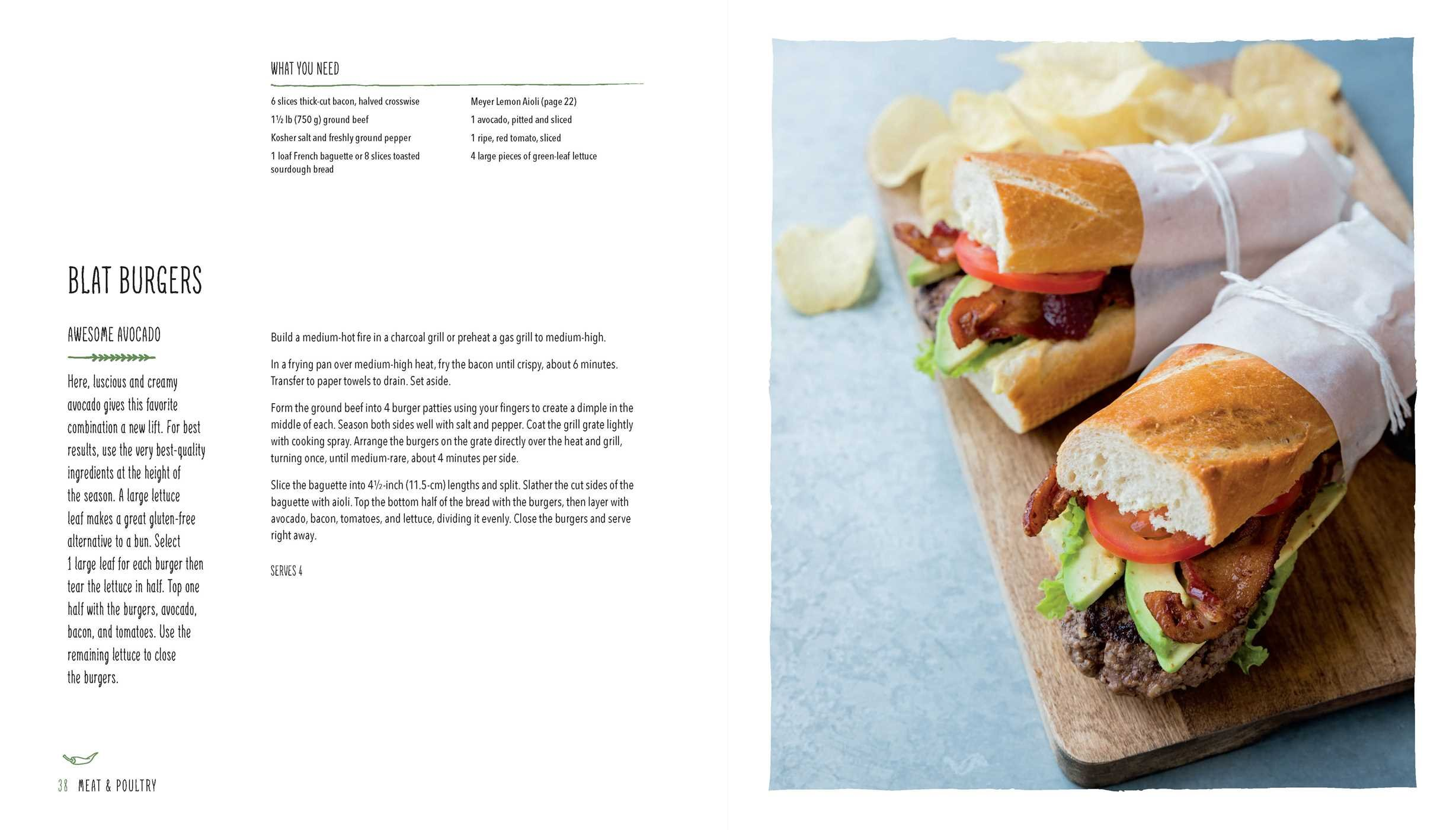 burger night williams sonoma kate mcmillan 9781616287344