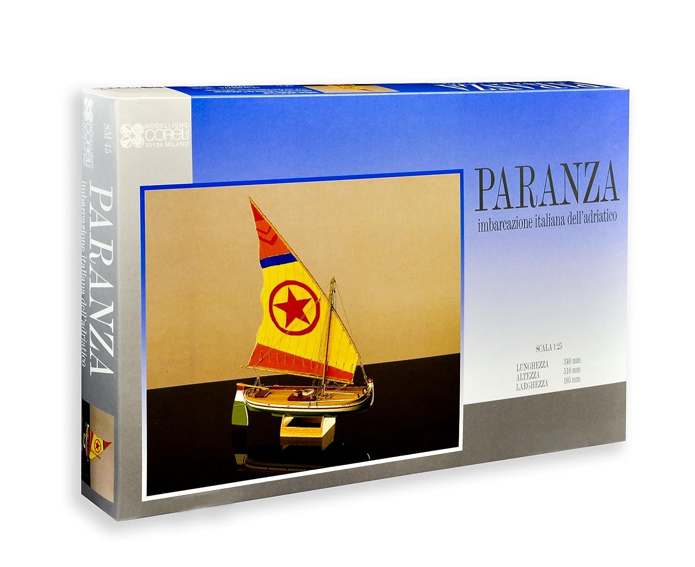 Corel s.r.lイタリアParanzaボートモデリングキット B002IPGXD8