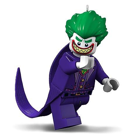 Joker Christmas Ornament.Hallmark Keepsake Christmas Ornament 2018 Year Dated The Lego Batman Movie The Joker