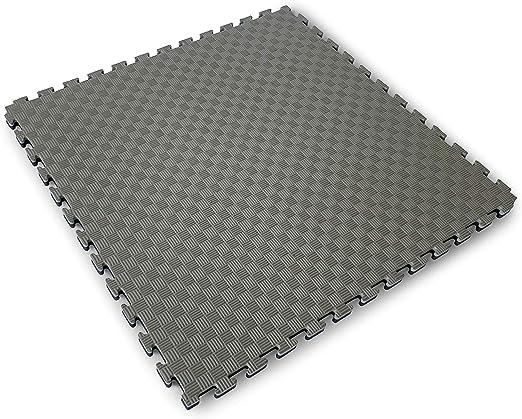 Varios colores Suelo goma eva tatami puzzle 1m x 1 m x 25 mm Disponible por unidades o pack de 5 Adecuado como suelo para gimnasio o como suelo puzzle protector para beb/é