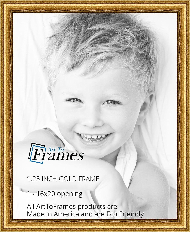 Modern 16x20 Gold Frame Inspiration - Frame Photo Design Ideas ...
