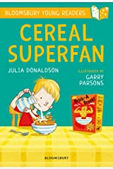 Cereal Superfan: A Bloomsbury Young Reader (Bloomsbury Young Readers) Kindle Edition