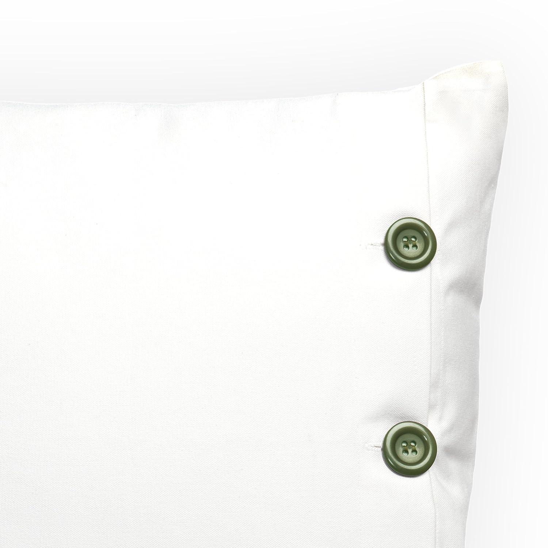 PRINZ Potting Shed 20×10 Our Nest Bird Design Pillow, 20 x 10, Our