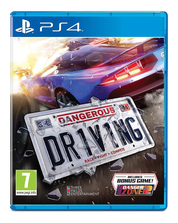 Dangerous Driving - PlayStation 4 (PS4): Amazon co uk: PC