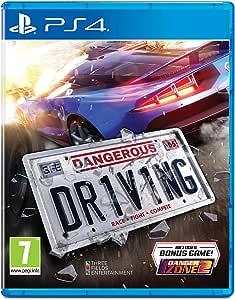 Dangerous Driving - PlayStation 4 (PS4)