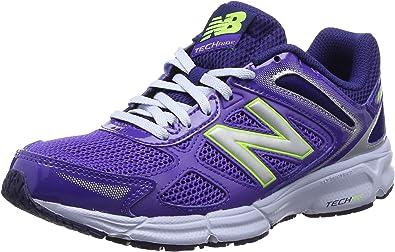 New Balance W460 Running Fitness - Zapatillas de Deporte para Mujer, Color Azul, Talla 37: Amazon.es: Zapatos y complementos