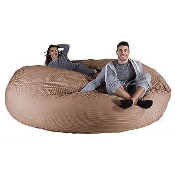 Lounge Pug® - Cord - CLOUDSAC - GIANT Memory Foam XXL Bean Bag SOFA ... 3734b6972abac