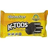 Kinnikinnick, KinniTOOS Chocolate Sandwich Cream Cookies, 8 oz