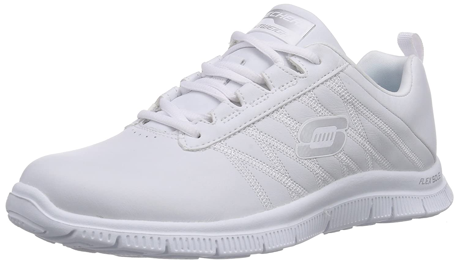 Skechers Flex Appeal Pure Tone Damen Turnschuhe