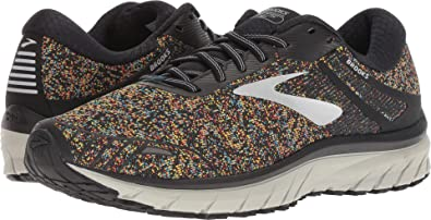 2a6ab40ece7 Image Unavailable. Image not available for. Color  Brooks Men s Adrenaline  GTS 18 Black Blue Red 9 D US