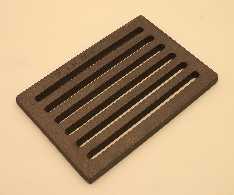 Spartherm - Parrilla para chimenea (15 x 22 cm)