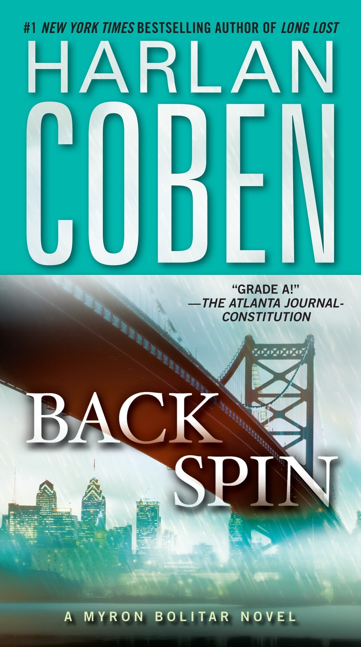 Amazon Fr Back Spin A Myron Bolitar Novel Harlan Coben