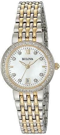 Dating ladies bulova watch
