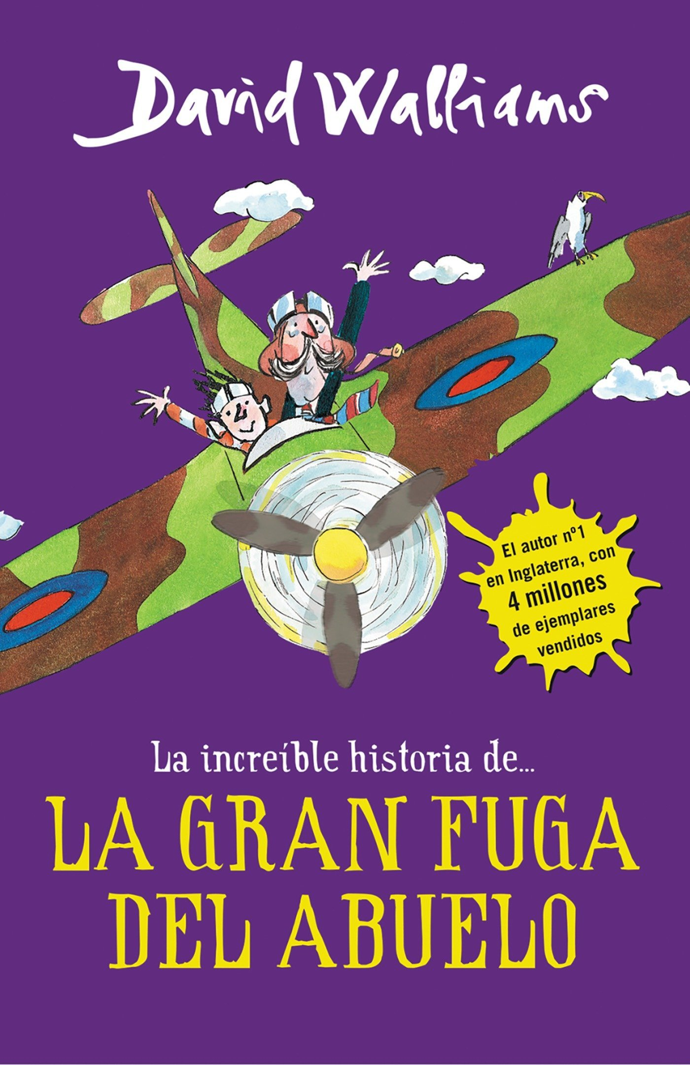La íncreible historia de...La gran fuga / Grandpas Great Escape) (La increíble historia de...) (Spanish Edition): David Walliams: 9788490435779: ...