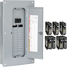 circuit breaker panels amazon com electrical breakers load rh amazon com BMW 3 Series Fuse Box Old House Fuse Box