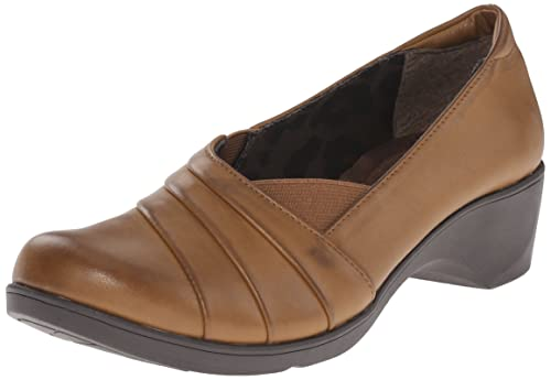 Soft Style by Hush Puppies Kambra Mujer US 9 Beis Mocasín: Amazon.es: Zapatos y complementos