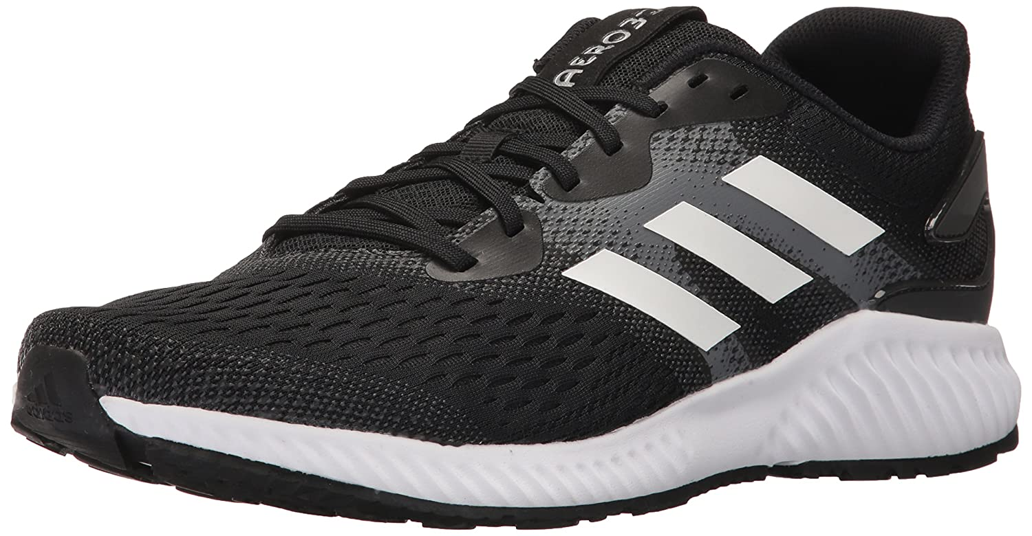 new concept c8fe7 39f3e Amazon.com  adidas Mens Aerobounce m Running Shoe  Road Runn