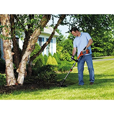 BLACK+DECKER 40V MAX String Trimmer / Edger, 13-Inch (LST136)