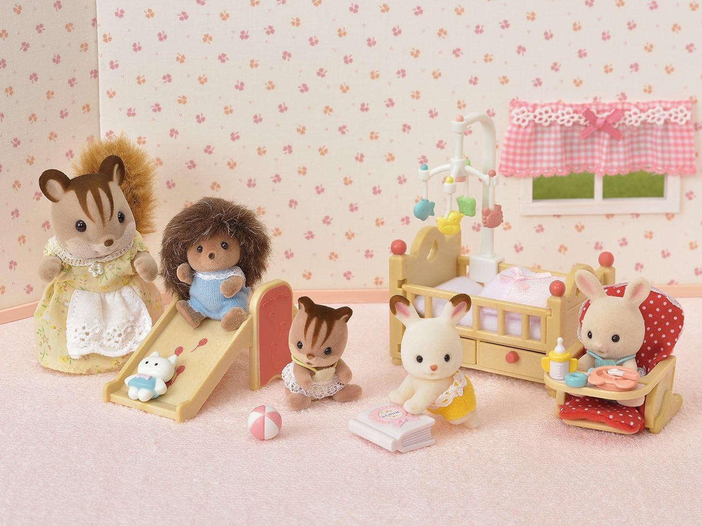 Calico Critters Baby Nursery S...