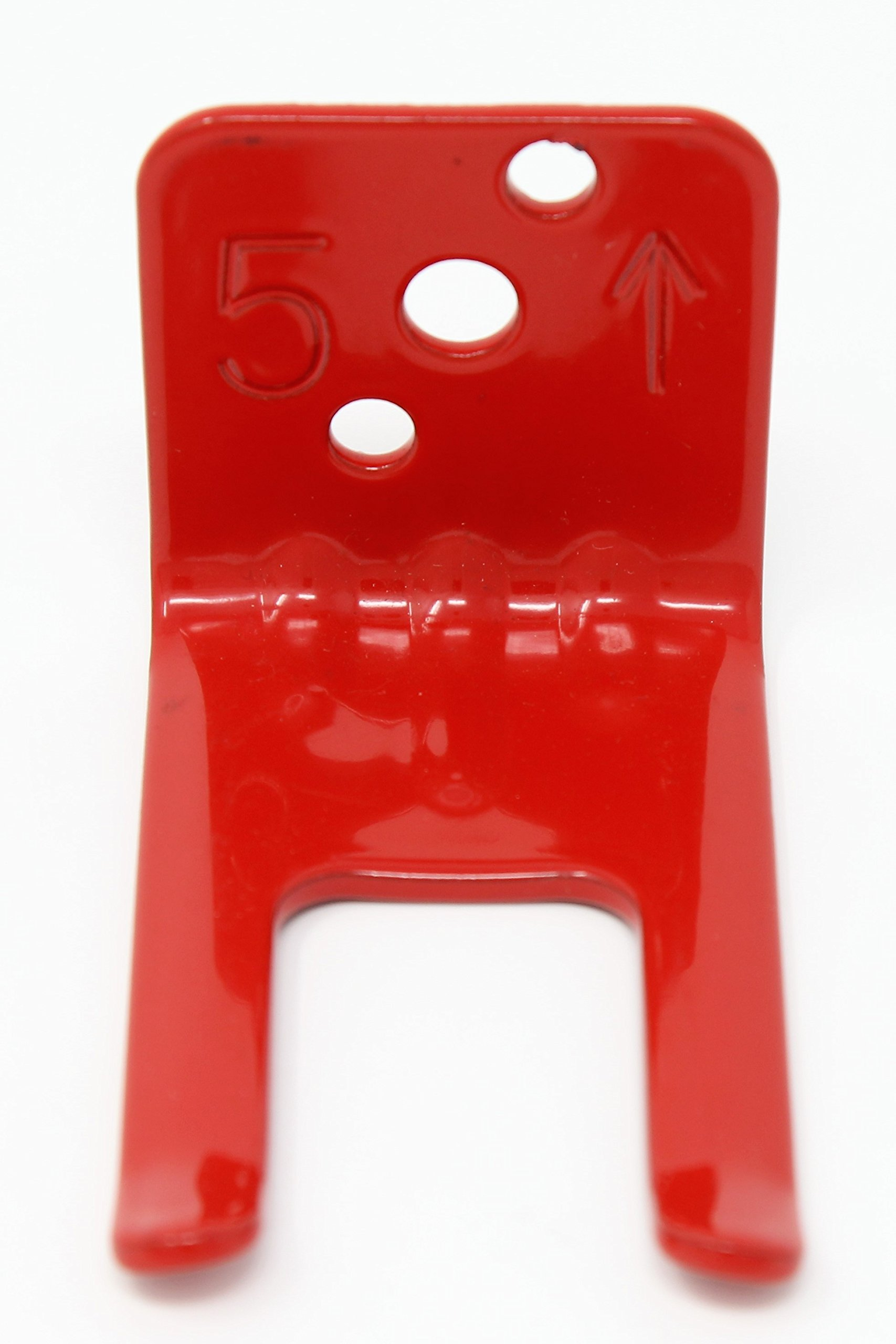Fire Extinguisher Wall Mount - Fork Style Bracket (3, Small) by Extinguisher Experts (Image #3)