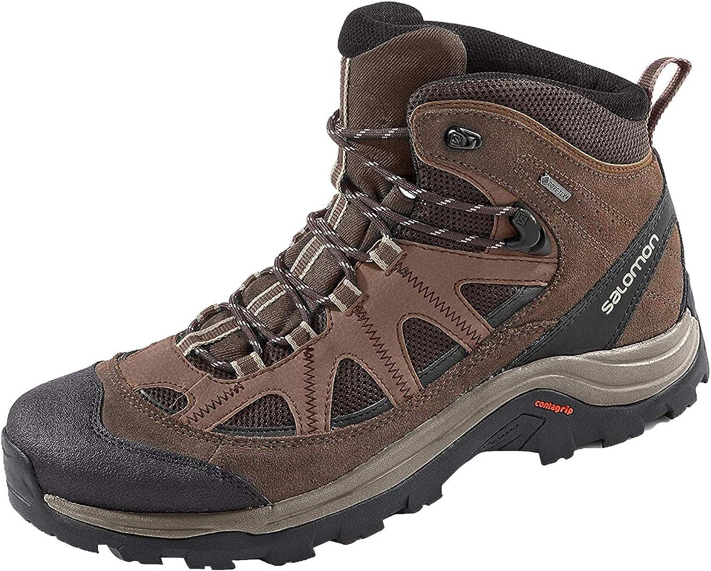Salomon Authentic LTR GTX, Zapatillas de Senderismo para Hombre