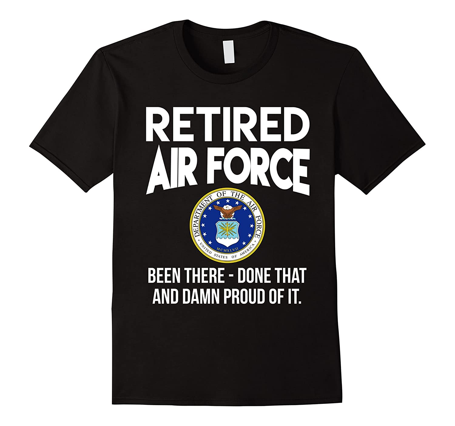 Air force retired shirt – Army retired shirt