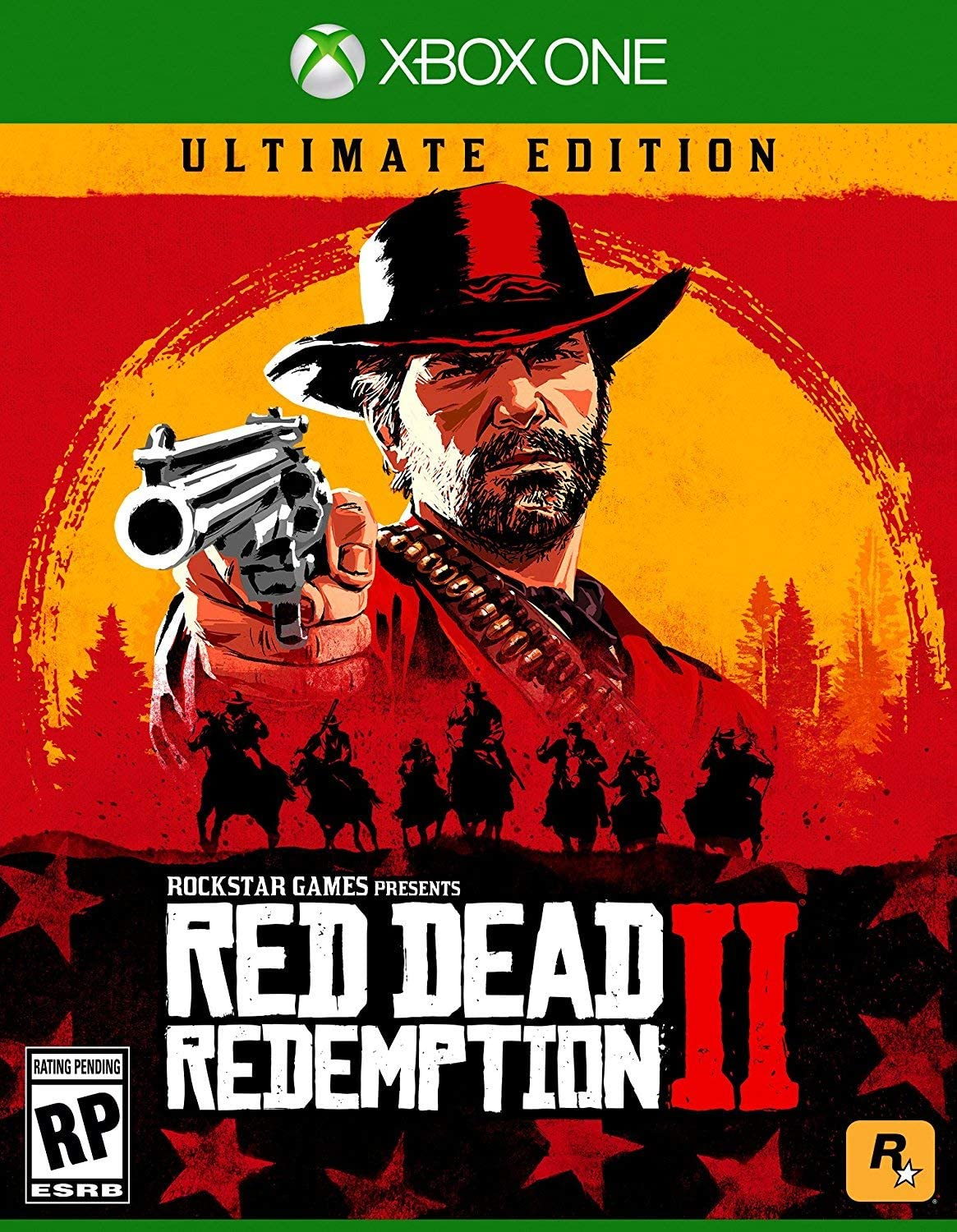Amazon.com: Red Dead Redemption 2 Ultimate Edition- Xbox One: Video Games