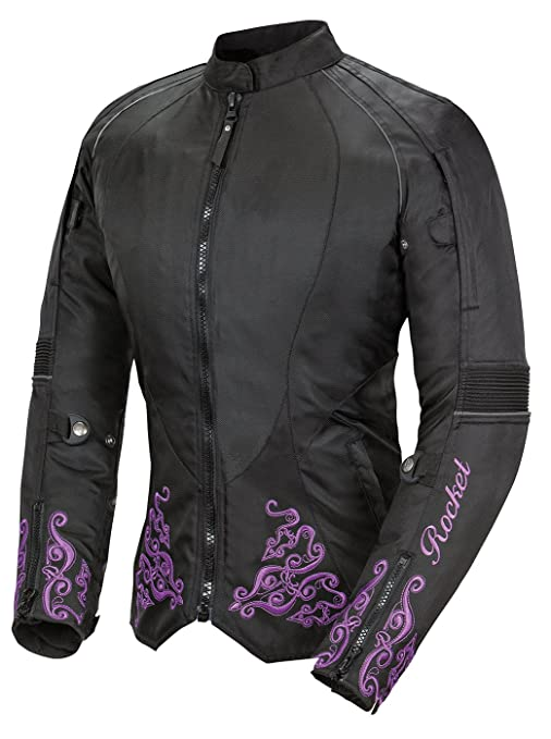 Amazon.com: Joe Rocket - Chaqueta para mujer (talla 3.0), S ...