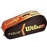Wilson Burn Molded 9PK BKOR Racquet's Backpack - Multi-Colour