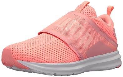 bfe1aad1fbb1 Image Unavailable. Image not available for. Colour  PUMA Women s Enzo Strap  Mesh Wn Sneaker