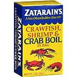 Zatarain's Crawfish, Shrimp & Crab Boil, 3 oz