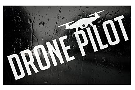 Drone pilot decal hq blacklisted dji style die cut vinyl sticker decal