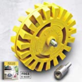 Amazon Com Decal Remover Eraser Wheel Remove Car Decals