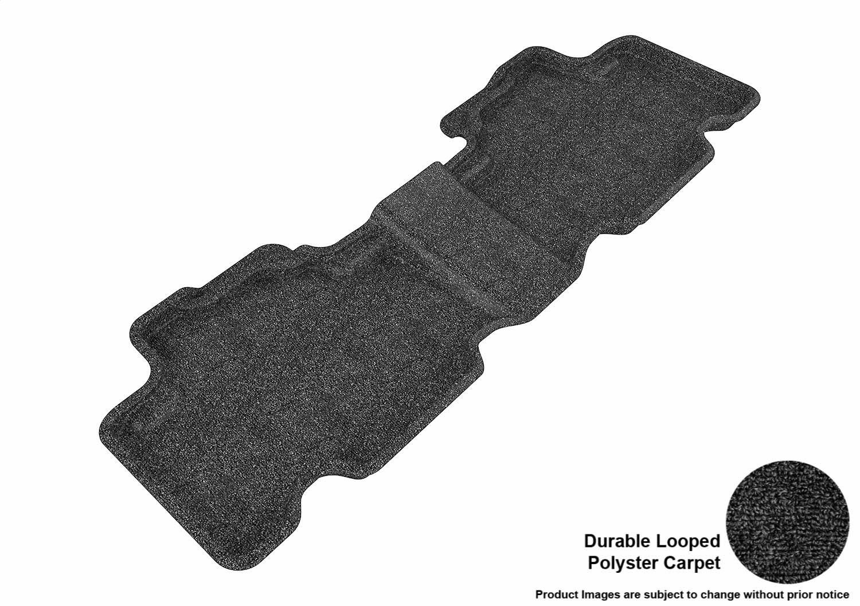 3D MAXpider Complete Set Custom Fit Floor Mat for Select Toyota RAV4 Models L1TY02302202 Classic Carpet Tan