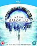 Stargate Atlantis-The Complete Series [Blu-ray]