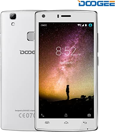 Smartphone Libres, DOOGEE X5 MAX Pro Telefono Móvil Libre (Dual ...