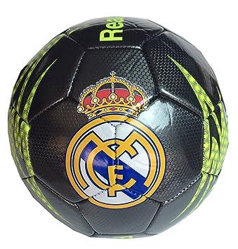 RhinoxGruop Real Madrid Oficial fútbol tamaño 5 balón de fútbol ...