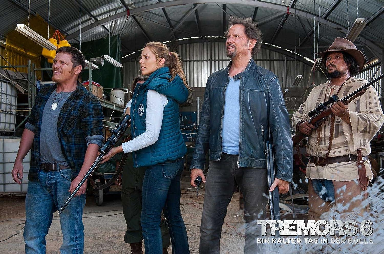 Tremors 6 - Ein kalter Tag in der Hölle Blu-ray: Amazon.de: Michael ...
