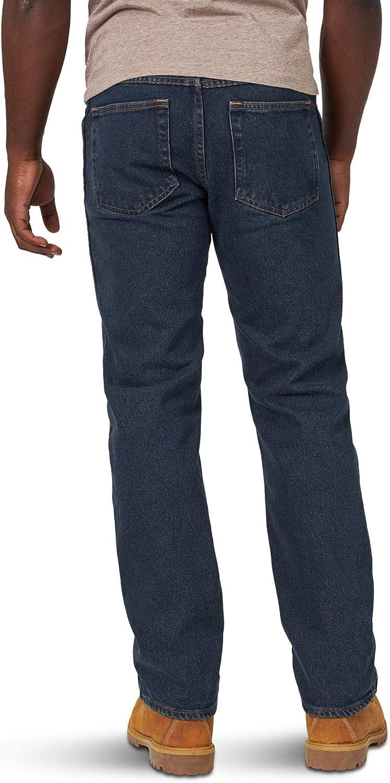 Rustler Classic Mens Regular 5 Pocket Jean
