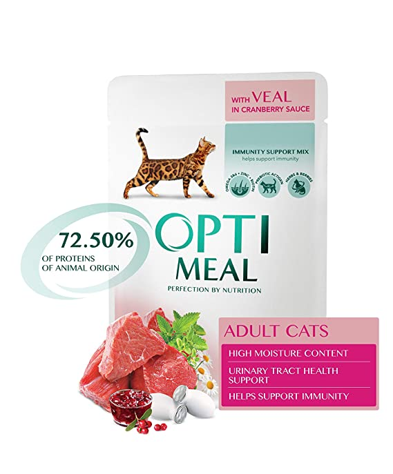 Amazon.com: Optimeal Сomplete - Comida para mascotas ...