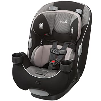 Safety 1st Ever-Fit 3-in-1 Convertible Car Seat, Darkness: Amazon.ca