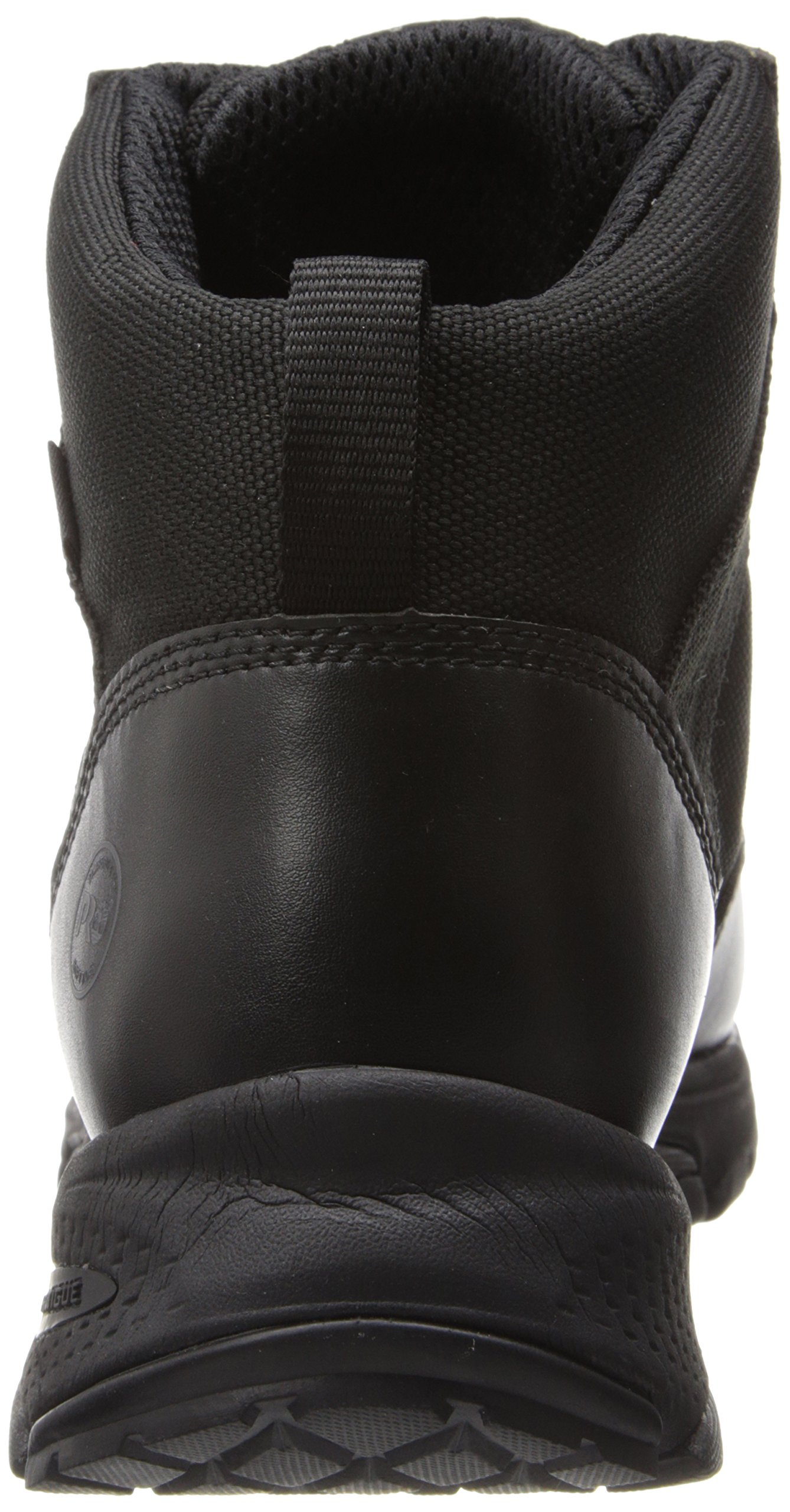 Timberland PRO Men's 5 Inch Valor Soft Toe Waterproof Duty Boot,Black Smooth With Textile,11.5 M US by Timberland PRO (Image #2)