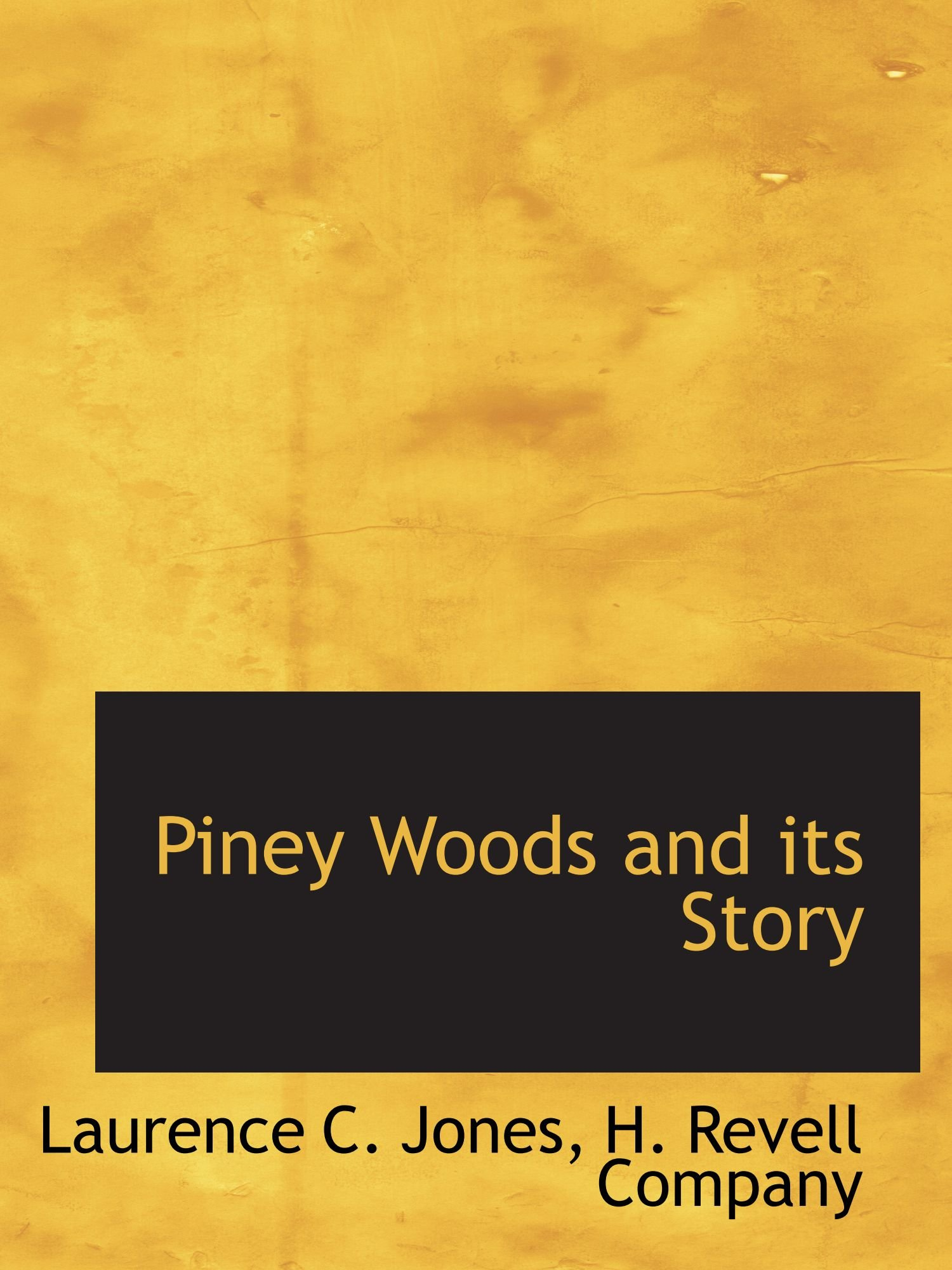 Piney Woods and its Story PDF